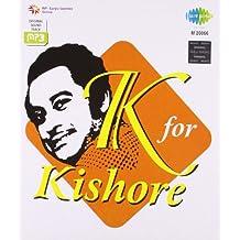 K for Kishore