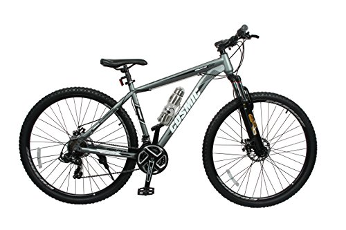Cosmic Trium 29 Inch 21 Speed Hardtrail Bicycle Grey - Special Edition