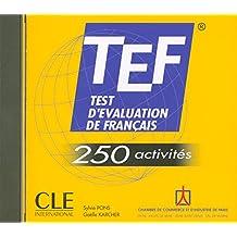 CD Audio Tef 250 Activites