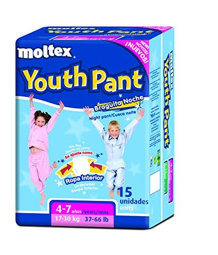 Moltex Youth Hose Nacht Windeln Bag 15Windeln