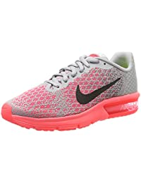 reputable site 4dabd b2391 Nike Air Max Sequent 2 (GS), Chaussures de Gymnastique Fille