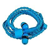 Wraps Midbass In-Ear-Kopfhörer Classic Wrap Blau
