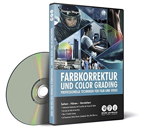 Preisvergleich Produktbild Farbkorrektur und Color-Grading - Professionelle Techniken für Film und Video