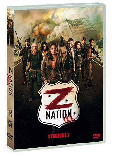 Z Nation Stagione 2 (4 DVD)