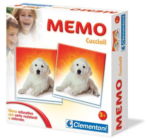 CLEM GIOCO MEMO BABY ANIMALS 12834