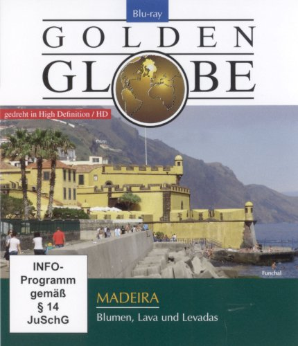 Preisvergleich Produktbild Madeira - Golden Globe [Blu-ray]