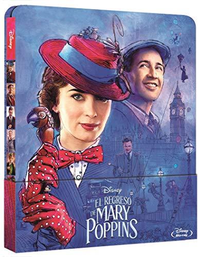 El Regreso de Mary Poppin