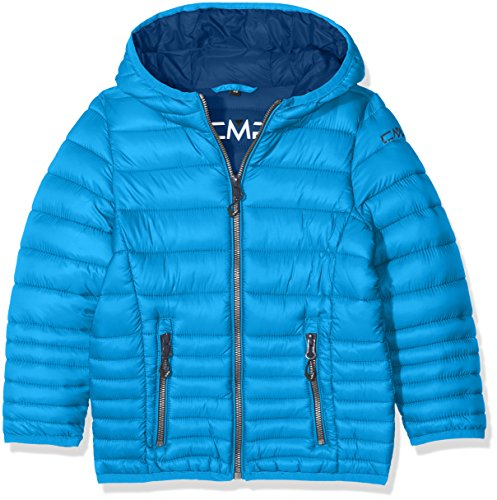CMP Jungen Isolationsjacke Jacke, River/Denim, 164