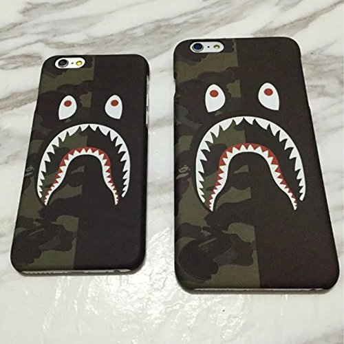 A Bathing Ape (Bape) iPhone 7/8 Plus Protective Hard, used for sale  Delivered anywhere in UK