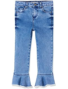 RED WAGON Jeans Bambina con Rouches
