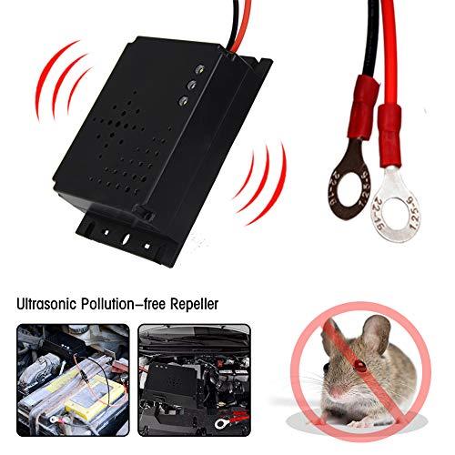 LFOTPP - Dissuasore a ultrasuoni per martore e roditori, per 3008 5008 GT