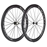 VCYCLE Nopea 700C Carbono Bicicleta Ruedas 50mm Tubular 23mm Ancho UD Mate Shimano - Best Reviews Guide