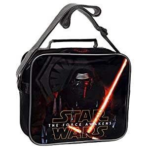 Star Wars The Force Neceser con Bandolera Adaptable, Color Negro