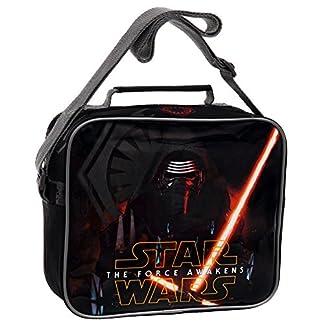 Star Wars The Force Neceser con Bandolera Adaptable, Color Negro
