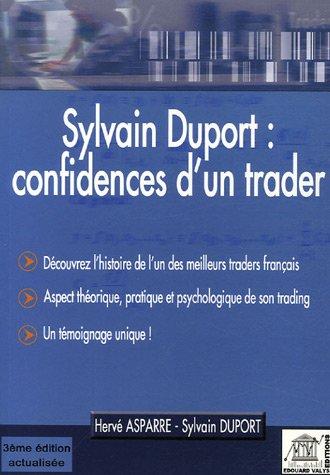 Sylvain Duport : confidences d'un trader
