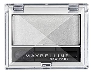 Maybelline 01 Snow White Eyestudio Mono Eyeshadow