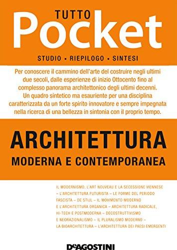 TUTTO POCKET Architettura moderna e contemporanea