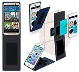 Handyhülle für das HTC One M9s in Blau - Anti Gravity und