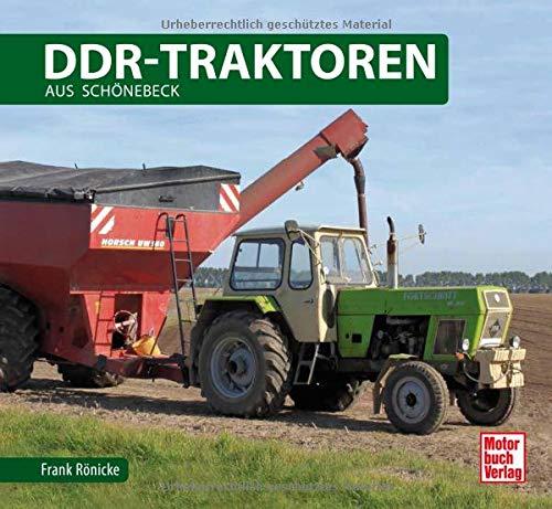 DDR Traktoren aus Schönebeck