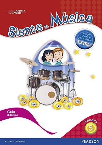 Siente La Música 5. Libro Del Alumno - Edición LOMCE - 9788420564357 por Fernando Martín de Argenta Pallarés