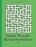 Gitter-Puzzle-Kreuzworträtsel 8 - Anna Lukas