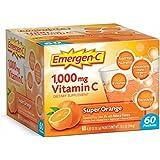 ALACER - Emergen-C Super Orange - 60 x 0,3 oz Packets