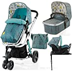 Cosatto Giggle with Port and Isofix Base