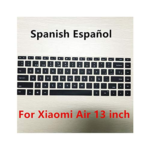 Funda Teclado Silicona Xiaomi Mi Notebook Air 12,5