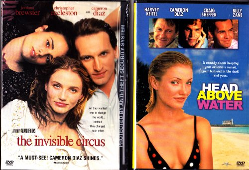 The Invisible Circus , Head Above Water : Cameron Diaz 2 Pack Collection