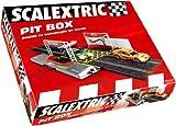 Scalextric Original - Pit Box para añadir variable de de combustible a circuitos (8875)
