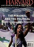 HARVARD INTERNATIONAL REVIEW/USA  Bild