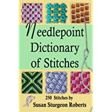 Needlepoint Dictionary of Stitches (English Edition)