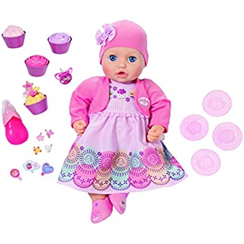 Zapf Creation Baby Annabell Doll with Duracell Plus Power ...