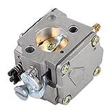 Vergaser Motor Motor Carb Fit für Husqvarna 61 266 268 272 272XP Kettensäge