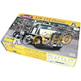 RCECHO® ITALERI Truck & Trailers Model 1/24 Peterbilt 378-119 Chassis Hobby 3894 T3894 with RCECHO® Full Version Apps Edition