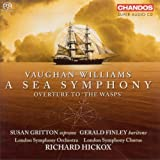 "Vaughan Williams: Symphony No. 1, ""A Sea Symphony"" / The Wasps: Overture"