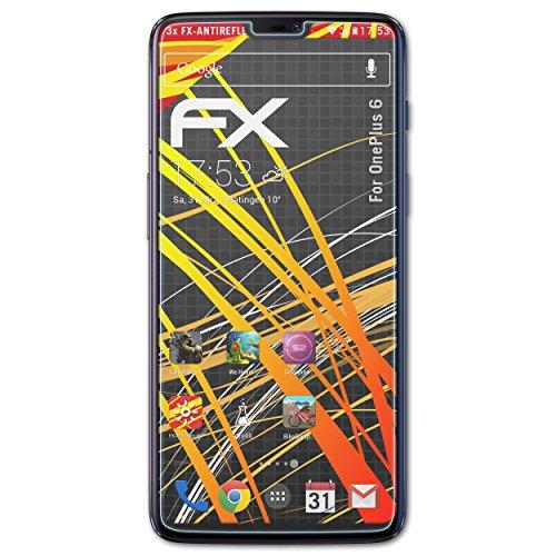 Handys & Kommunikation Atfolix 3x Displayschutzfolie Für Huawei P9 Max Schutzfolie Fx-antireflex-hd Verkaufspreis Bildschirmschutzfolien
