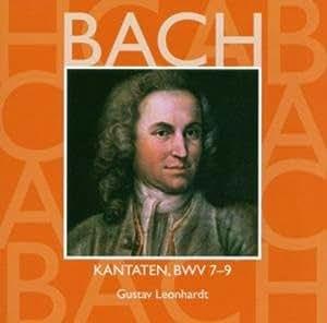 Cantatas 3:Bwv7-9