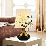 Mehrfarbige optionale moderne luxuriöse und einfache Tischlampe für Schlafzimmer Badezimmer Baby Room LED kreative Lampe