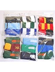 KUKRI calcetines de entrenamiento Paquete de 3 - Senior
