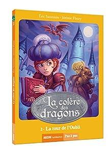 """Afficher """"La colère des dragons n° 2<br /> La tour de l'Oubli"""""""