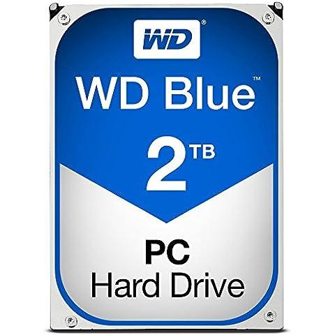Western Digital WD Caviar Blue 2TB 64MB Cache, WD20EZRZ (64MB