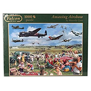 Jumbo - 1000 Falcon, Amazing Airshow (611030)