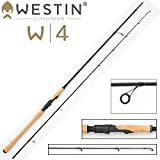 Westin Spinnrute W4 Spin 330cm MH 10-40g, 2-teilige Spinnrute zum Meerforellenangeln, Angelrute für Meerforelle & Hornhecht, Rute zum Spinnfischen an der Ostsee, Nordsee
