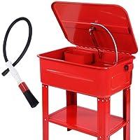Timbertech - Fontaine de lavage poids : 23 kg - capacité du bac : 80 litres - 78 x 88 x 54 cm (l x H x P)