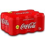 Coca-Cola - Lata 330 ml (Pack de 12)
