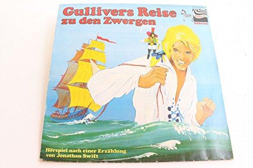 Unbekannt Gulliver´s Reise zu Den Zwergen Swift Zebra Kinderserie 91 023 LP Vinyl -