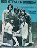 Beg, Steal or Borrow: Britain's Eurovision Song '72: Recorded on Polydor by The New Seekers