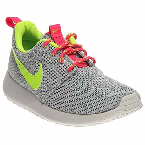 Nike Roshe Run, Chaussures de running fille Gris