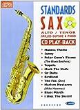 Standards Saxo Alto et Tenor, avec Grilles de Guitare &...